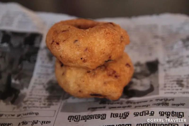 Indian Food, Vada