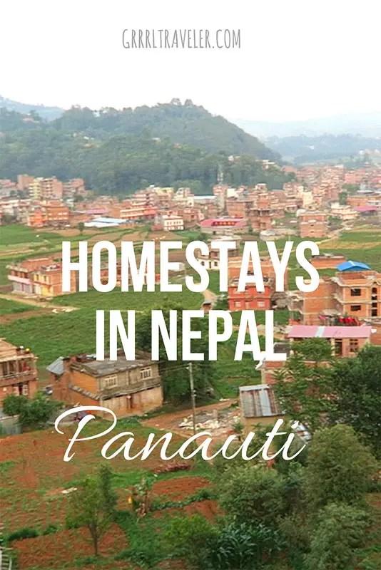 Panauti community homestay, Homestays in Nepal