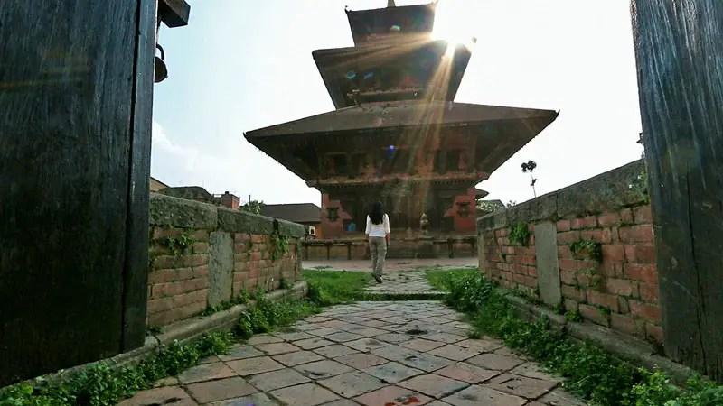 panauti travel guide, indreshwar temple