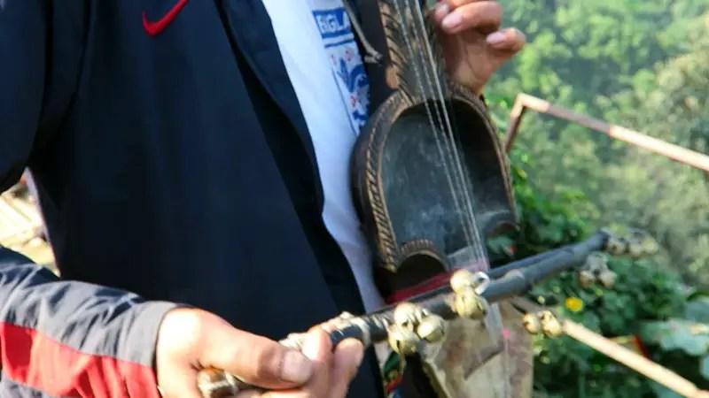 sarangi instrument, sarangi nepal
