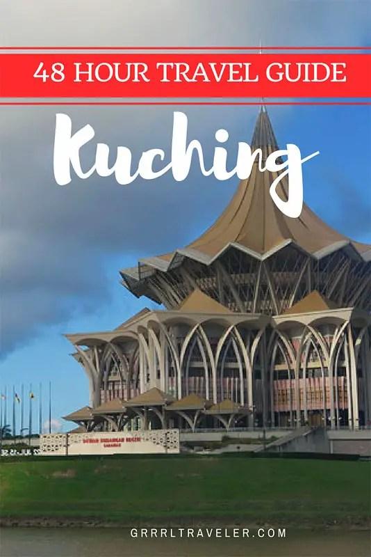kuching travel guide, kuching sarawak