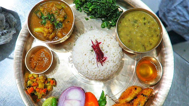 NEPALI DAL BHAT, NEPALESE DAL BHAT, NEPALI DAL BHAT RECIPES, COOKING DAL BHAT , HOW TO MAKE DAL BHAT
