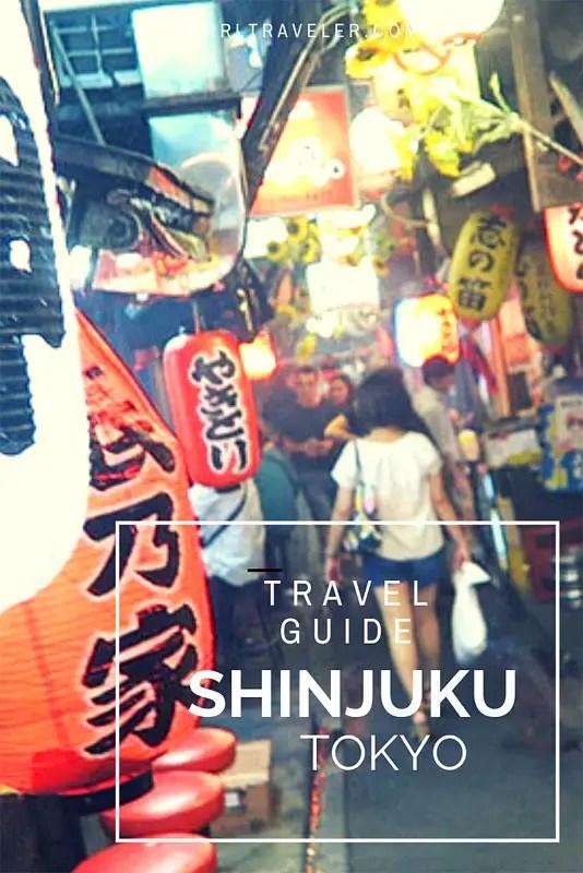 shinjuku travel guide