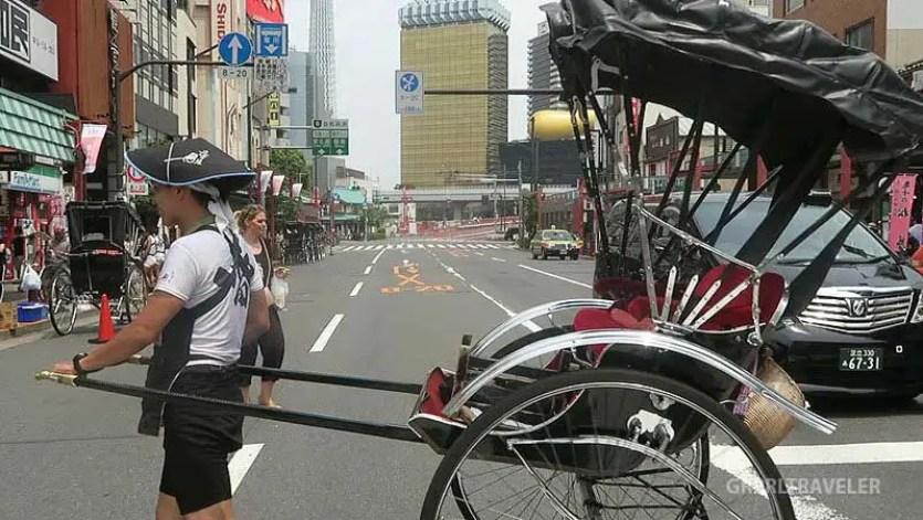 asakusa rickshaw tours, sensoji kaminarimon, asakusa travel guide, asakusa attractions, best things to do in asakusa tokho