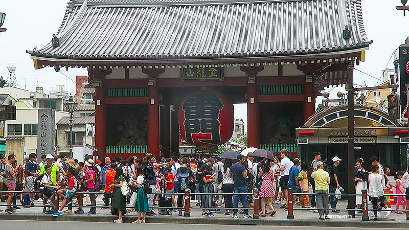 sensoji kaminarimon, asakusa travel guide, asakusa attractions, best things to do in asakusa tokho
