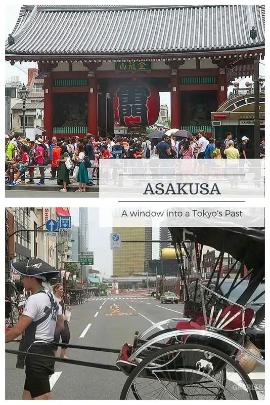 asakusa travel guide, asakusa attractions
