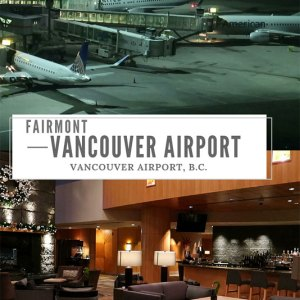 Fairmont Vancouver airport Hotel