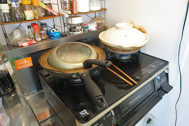 Pressure cooker Japan