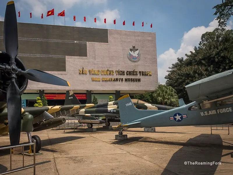 War Remnant Museum, Ho Chi Minh