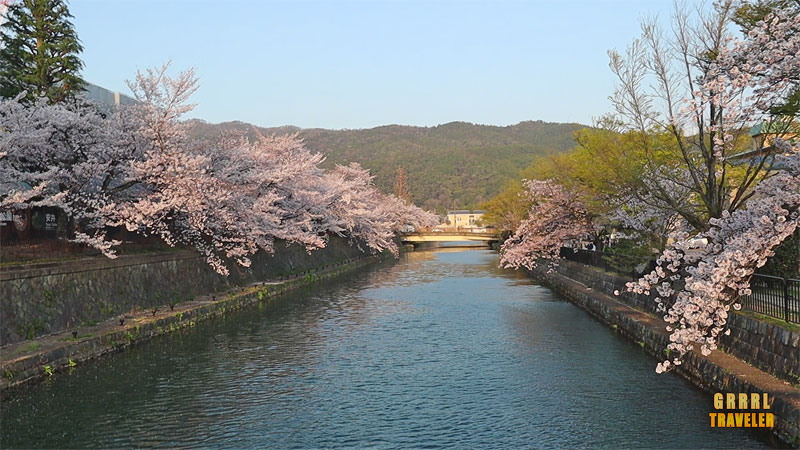 okazaki canal kyoto
