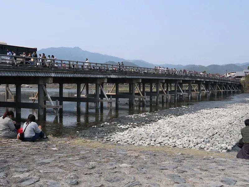 togetsukyo bridge kyoto