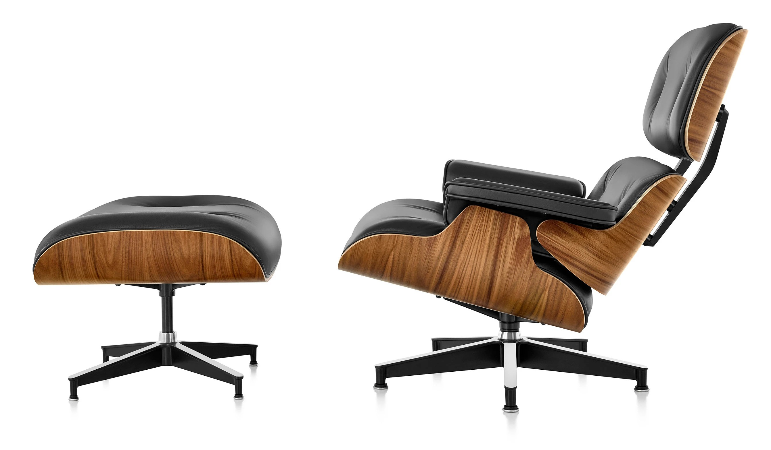 Sensational The Eames Lounge Chair And Ottoman Eames Lounge Chair Alphanode Cool Chair Designs And Ideas Alphanodeonline
