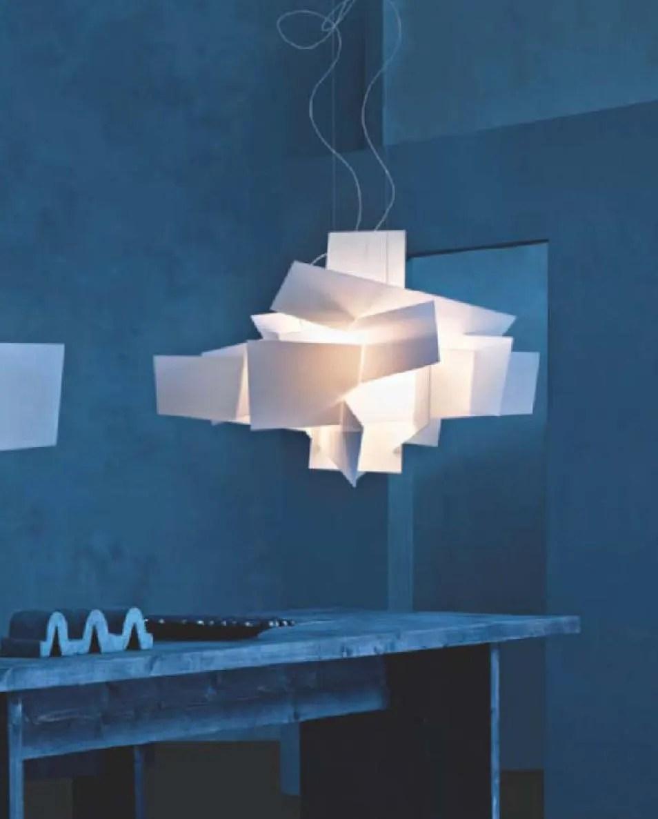 Foscarini Big Bang Suspension Lamp GR Shop Canada