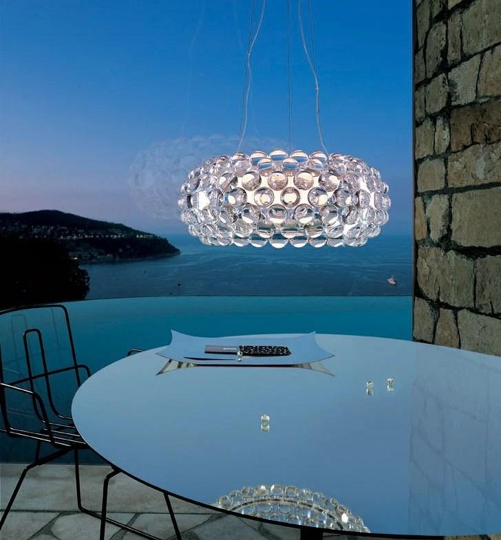 Foscarini Caboche Suspension Lamp GR Shop Canada