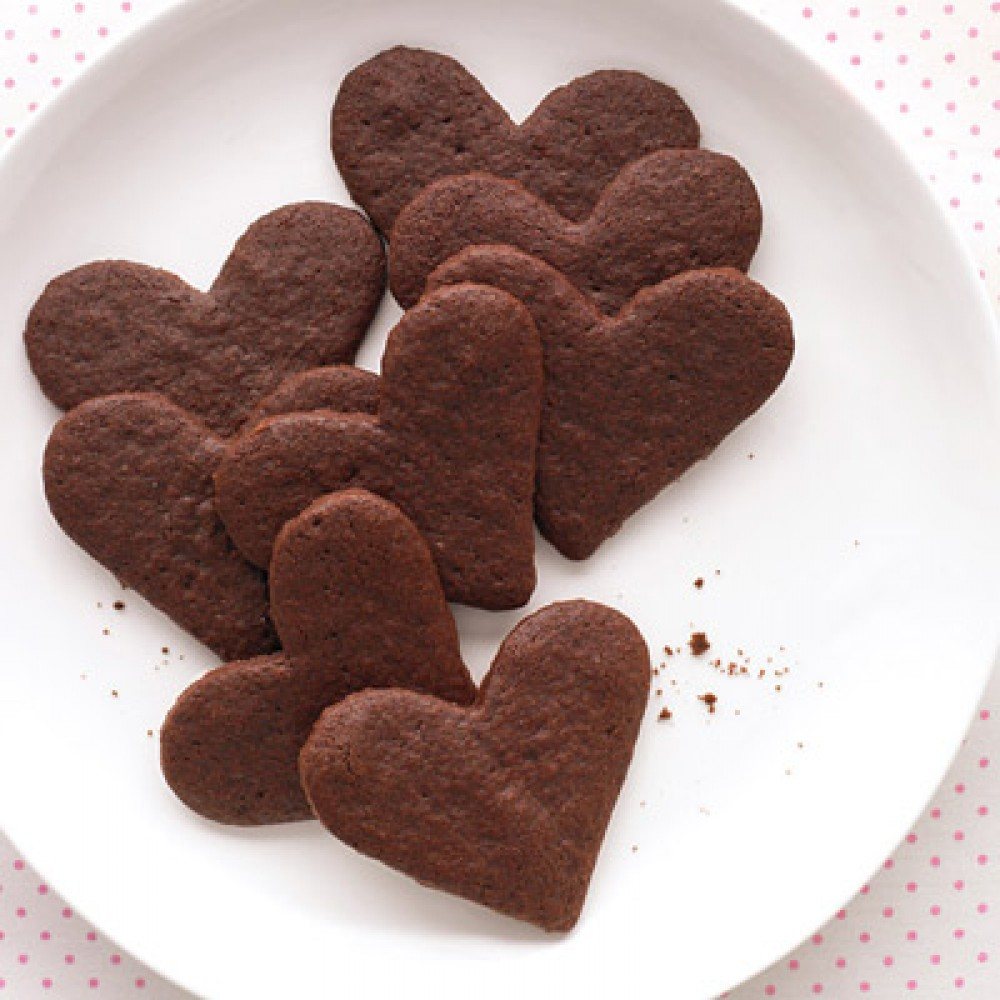 Heart Shaped Food For Valentines Day