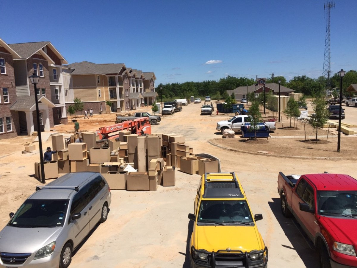 Apartment Complex Post Construction Cleaning Service in Emory, TX