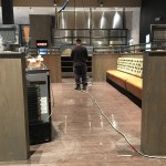 %name Ascension Point 84 Craft Coffee Final Post Construction Cleaning in Dallas, TX