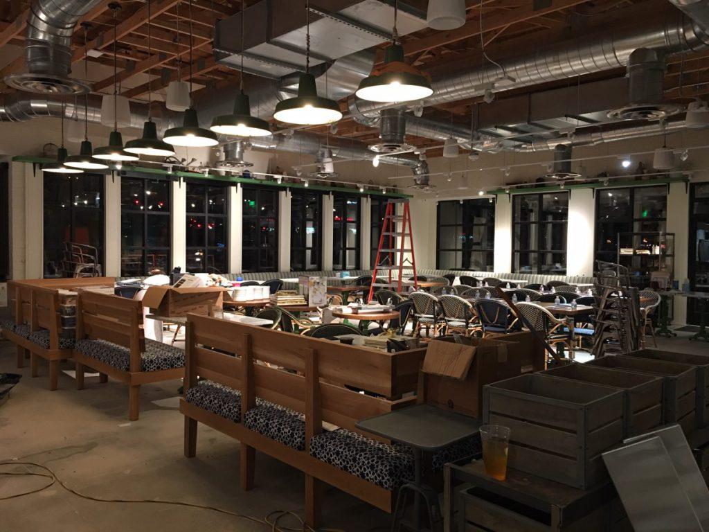 IMG 4081 1024x768 Flower Child Restaurant Final Construction Cleaning, Addison, TX