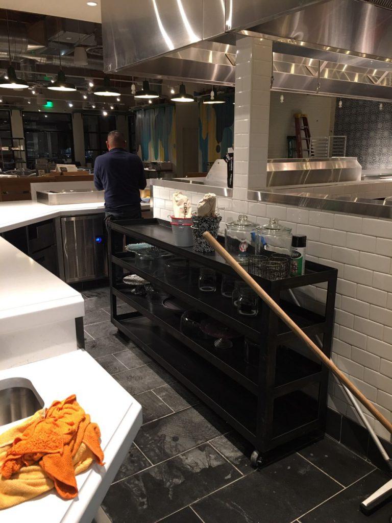 IMG 4099 768x1024 Flower Child Restaurant Final Construction Cleaning, Addison, TX