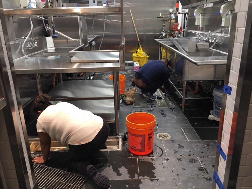 IMG 4101 1024x768 Flower Child Restaurant Final Construction Cleaning, Addison, TX