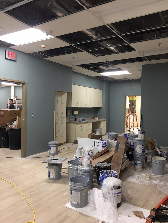 Surgery Center Rough Post Construction Clean Up in Dallas TX 012 Surgery Center Rough Post Construction Clean Up in Dallas, TX