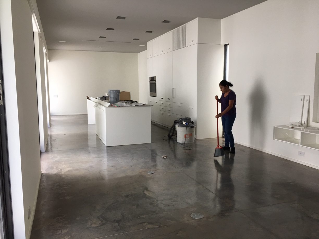 %name House Final Post Construction Cleaning in Lakewood / Dallas, TX
