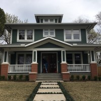 Remodeled House Final Post Construction Cleaning Services in Dallas, TX