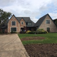 Large House Final Construction Clean Up in North Dallas, TX