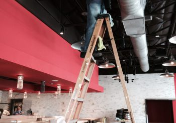 Hopdoddy Post Construction Cleaning Service in Addison TX Phase 2 06 3eef15dc1b6134378c61035ed0638da1 350x245 100 crop Hopdoddy Restaurant/Bar Post Construction Cleaning Service in Addison, TX Phase 2