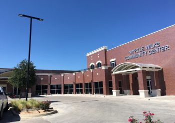 Myrtle Wilks Community Center Final Post Construction Cleaning in Cisco Texas 013 ae2da9ec2500887e71fb032fb9dae801 350x245 100 crop Community Center Final Post Construction Cleaning in Cisco, TX