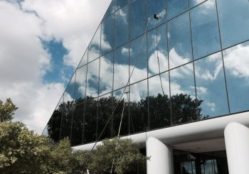 Phase 2 450000 sf. Exterior Windows Cleaning in Dallas TX 22 dede47103e9bcf434d3f3a64964a3214 350x245 100 crop Glass Building 450,000+ sf. Exterior Windows Cleaning Phase 2 in Dallas, TX