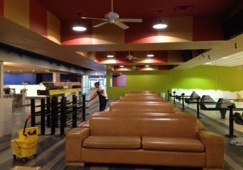 Post construction Cleaning Service at Sports Gril and Bowling Alley in Greenville Texas 40 2c97f8d3e8fffa1b172c91f20ef2fb17 350x245 100 crop Restaurant & Bowling Alley Post Construction Cleaning Service in Greenville, TX