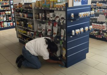 Vitamin Retail Store Final Post Construction Clean Up in Dallas TX 022jpg b8a9925567914b26160c86504dd0539a 350x245 100 crop Vitamin Retail Store Final Post Construction Clean Up in Dallas, TX
