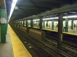 In the subways