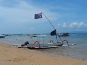 Aussie Boat in Sanur
