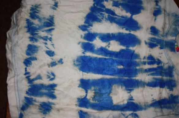 Bleach Tie Dye