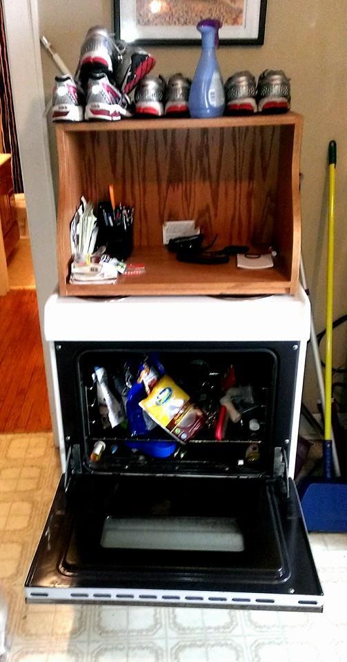 Craig's oven