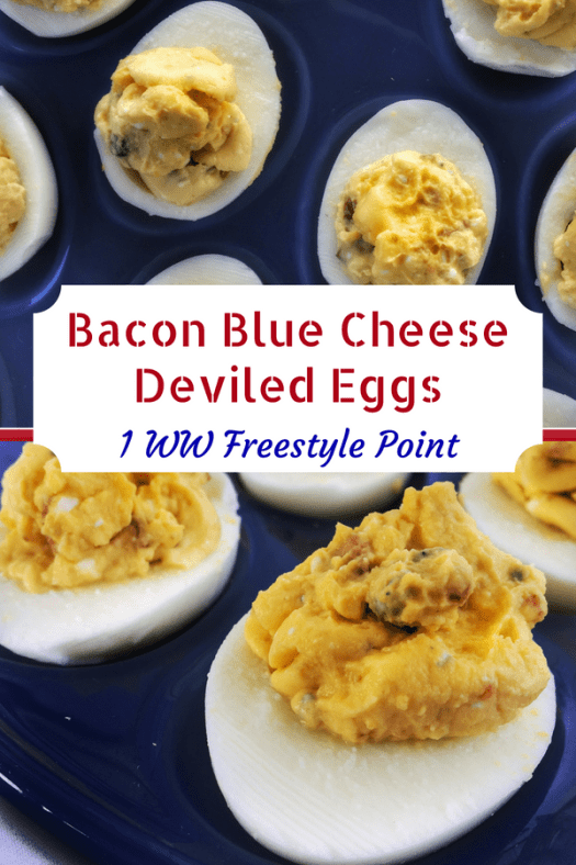 Bacon Blue Cheese Deviled Eggs (1)