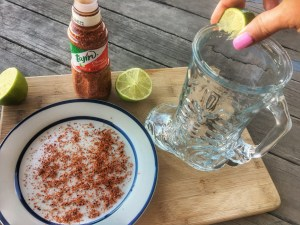 michelada, Mexican beer cocktail