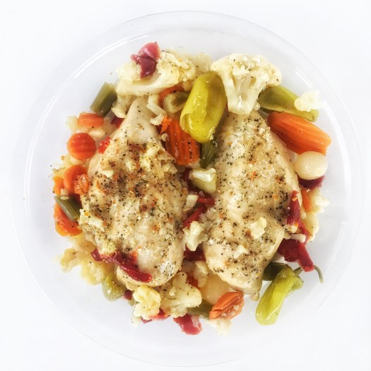 Italian Gardiniera Chicken