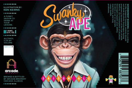 Arcade Swanky Ape Saison