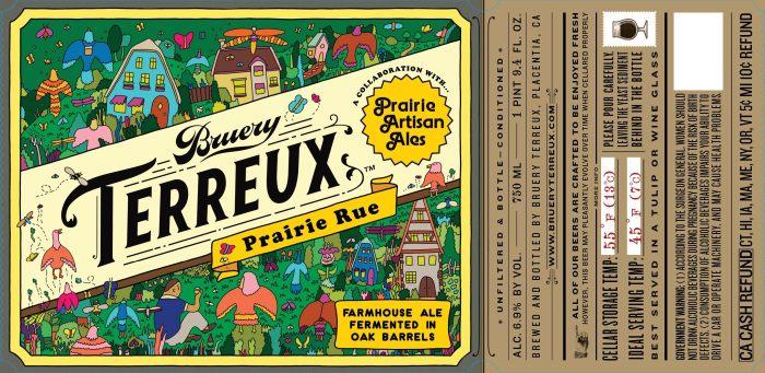 Bruery Terreux Prarie Rue