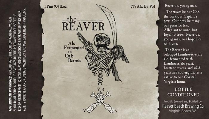 Reaver Beach The Reaver