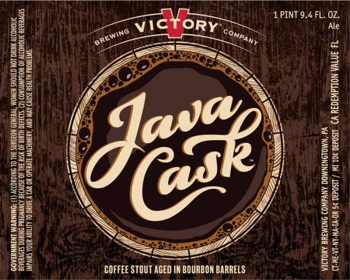 Victory Java Cask Stout