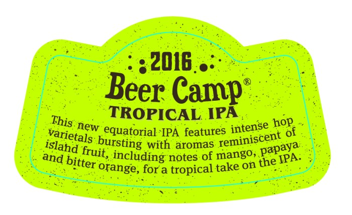 Sierra Nevada Beer Camp Tropical IPA (neck)