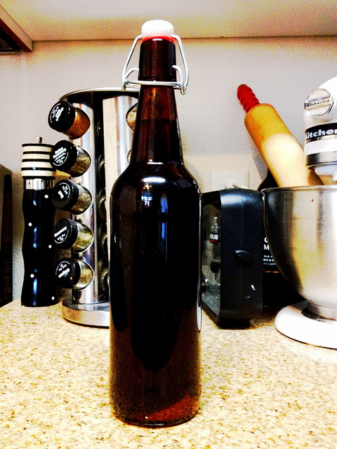 Bottled Christmas Red Ale