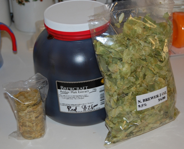 Hops & Extract Syrup