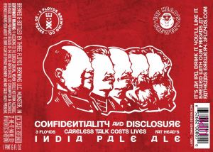 3 Floyds & Fat Heads Confidentiality and Disclosure IPA