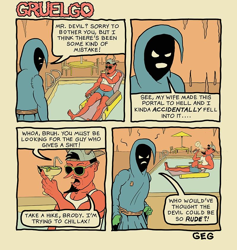 Gruelgo Meets Diabro