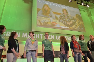 Bündnis 90 Die Grünen NRW